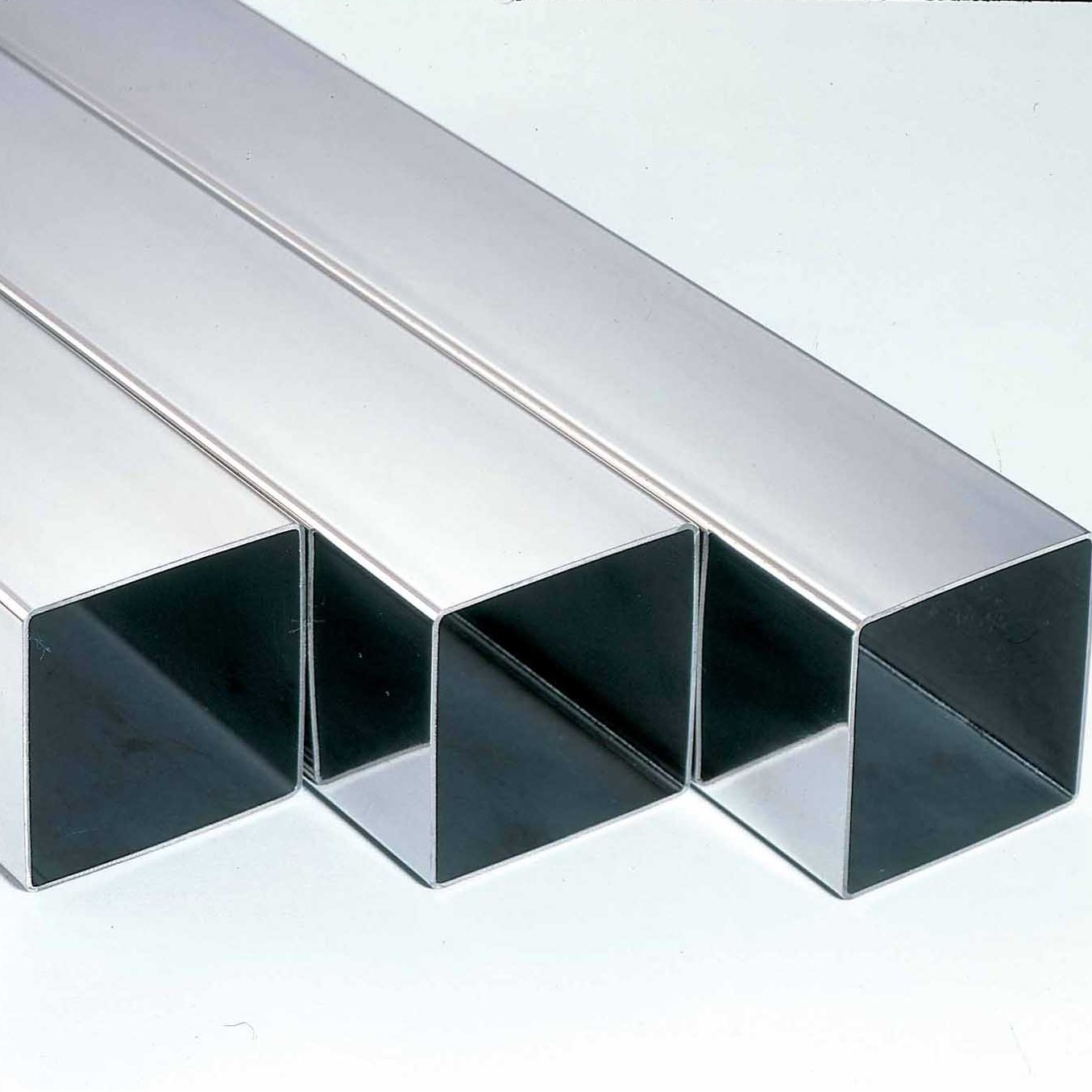 Stainless Stee quadrated pipes
