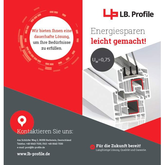 LB.Profile BROCHURE